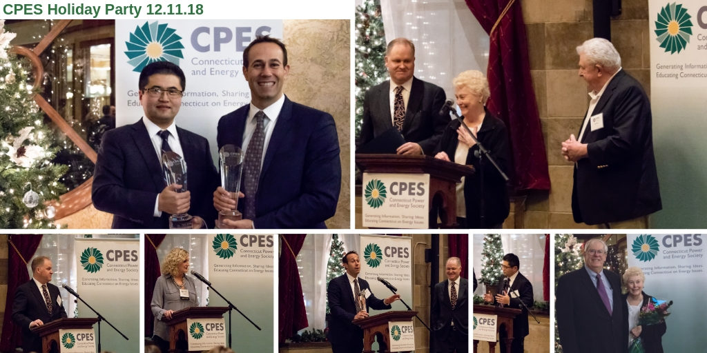 c942c3ab4510 CPES Holiday Party 2018. Thank you for sharing your evening with CPES!
